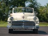 Chrysler Town & Country Convertible 1948 photos