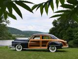 Chrysler Town & Country 1948 photos