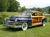 Chrysler Town & Country 1948 pictures