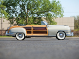 Chrysler Town & Country Convertible 1948 pictures
