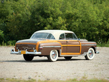 Chrysler Town & Country Newport Coupe 1950 images