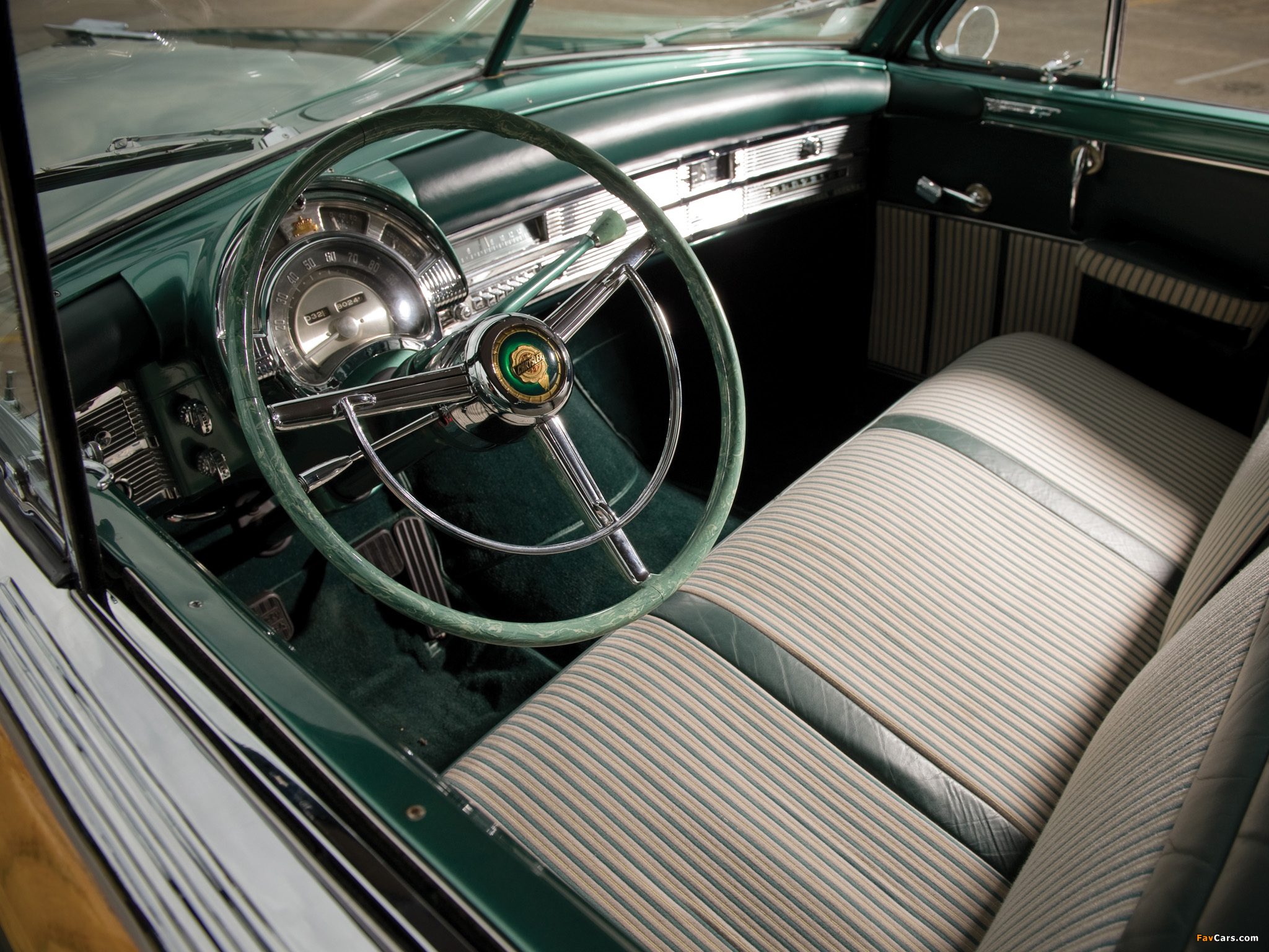 Chrysler Town & Country Newport Coupe 1950 photos (2048 x 1536)