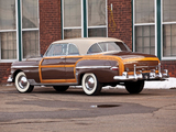Chrysler Town & Country Newport Coupe 1950 photos