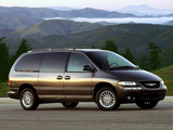 Chrysler Town & Country 1998–2000 wallpapers