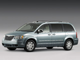 Chrysler Town & Country 2007–10 images