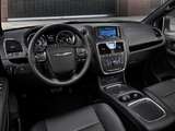 Chrysler Town & Country S 2012 wallpapers