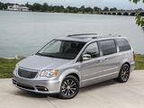 Chrysler Town & Country 30th Anniversary 2013 photos