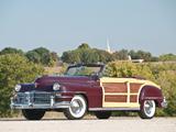 Chrysler Town & Country Convertible 1946 photos