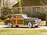 Chrysler Town & Country 1947 photos
