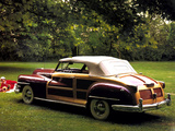 Chrysler Town & Country Convertible 1948 images