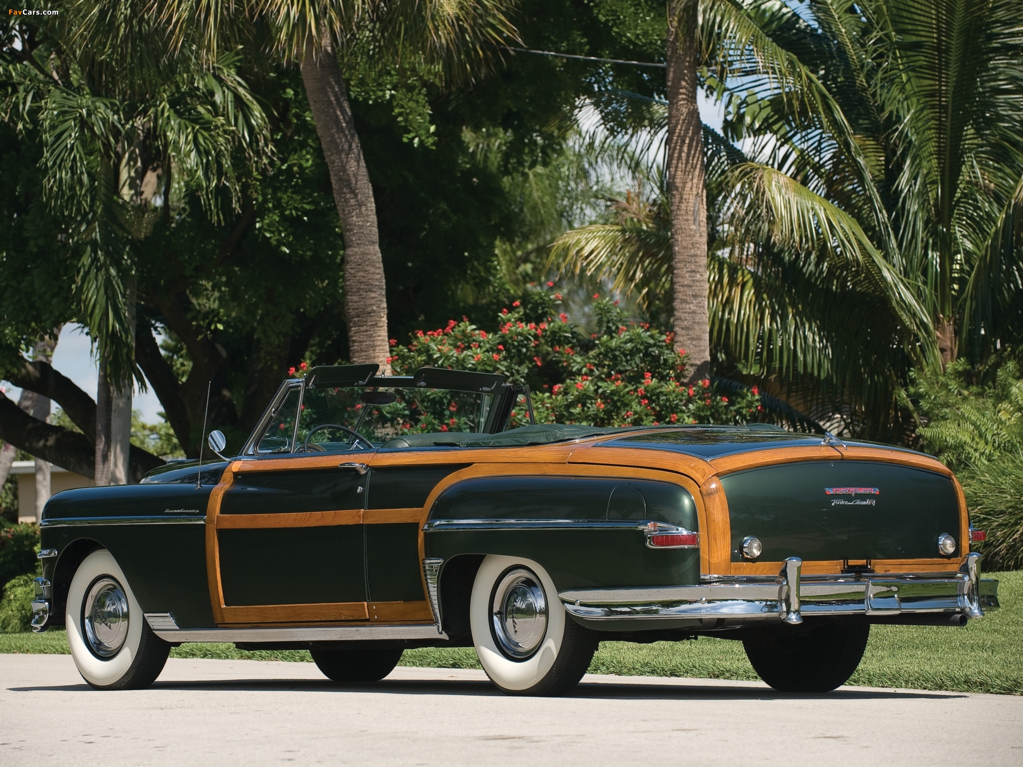 Chrysler Town & Country Convertible 1949 images (2048 x 1536)