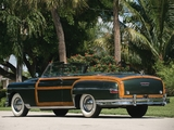 Chrysler Town & Country Convertible 1949 images