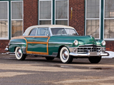 Chrysler Town & Country Newport Coupe 1950 pictures