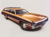 Chrysler Town & Country Station Wagon 1971 images