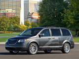Chrysler Town & Country EV Concept 2009 wallpapers