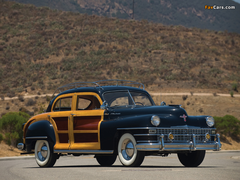 Images of Chrysler Town & Country 1947 (800 x 600)