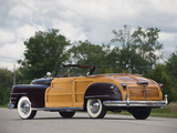 Images of Chrysler Town & Country Convertible 1948