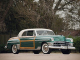 Images of Chrysler Town & Country Newport Coupe 1950