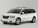 Images of Chrysler Town & Country 2007–10