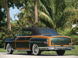Images of Chrysler Town & Country Convertible 1949