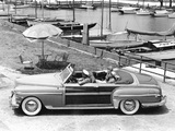 Images of Chrysler Town & Country Convertible 1950