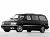Images of Chrysler Town & Country 1991–96