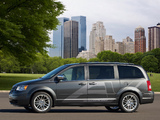 Images of Chrysler Town & Country EV Concept 2009