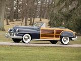 Photos of Chrysler Town & Country Convertible 1947