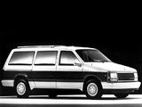Photos of Chrysler Town & Country 1988–90