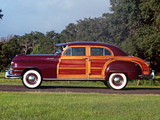 Pictures of Chrysler Town & Country 1947