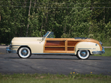 Pictures of Chrysler Town & Country Convertible 1948