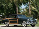 Pictures of Chrysler Town & Country Convertible 1949