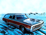 Pictures of Chrysler Town & Country 1970