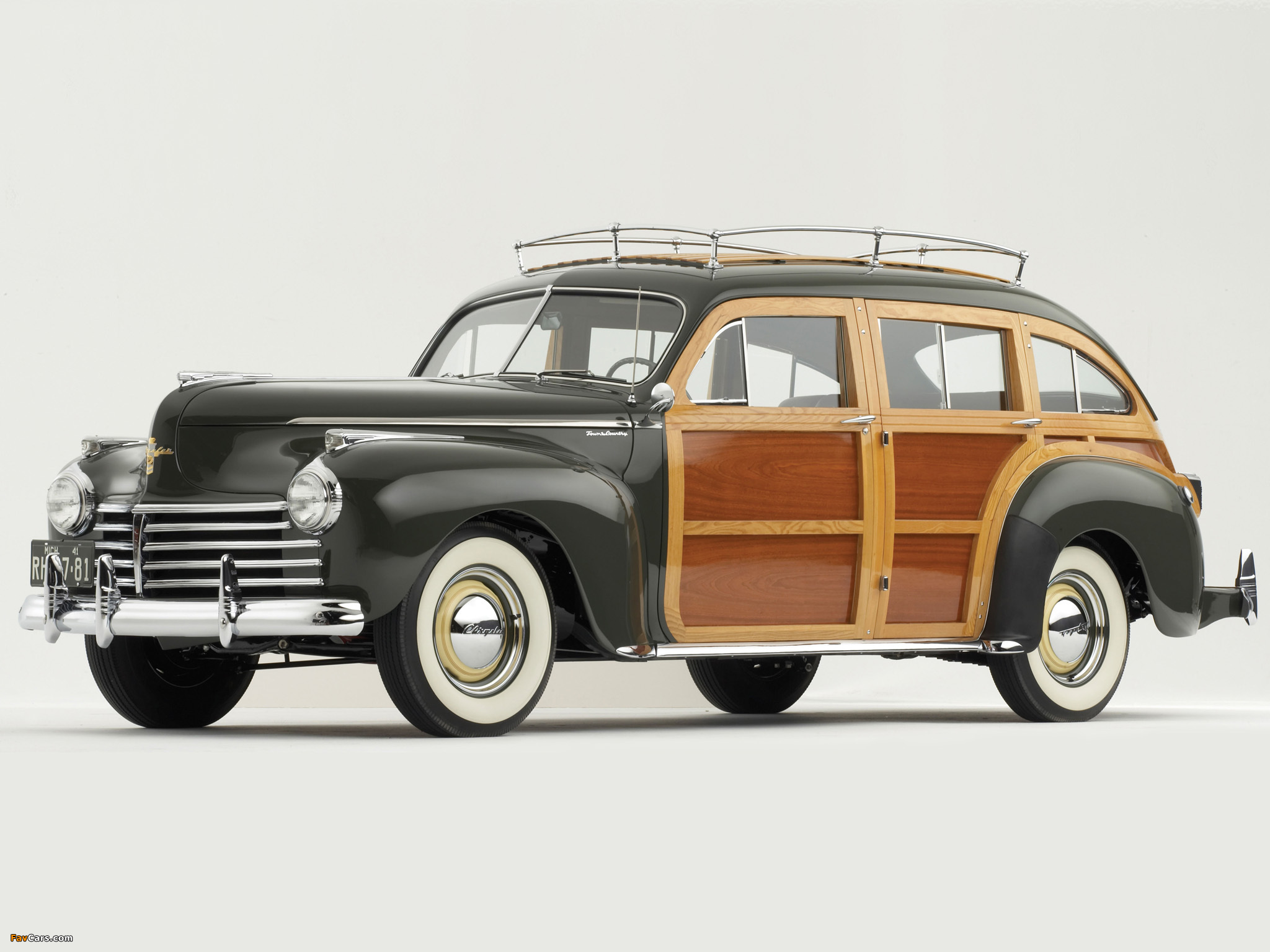 Pictures of Chrysler Town & Country 1941 (2048 x 1536)