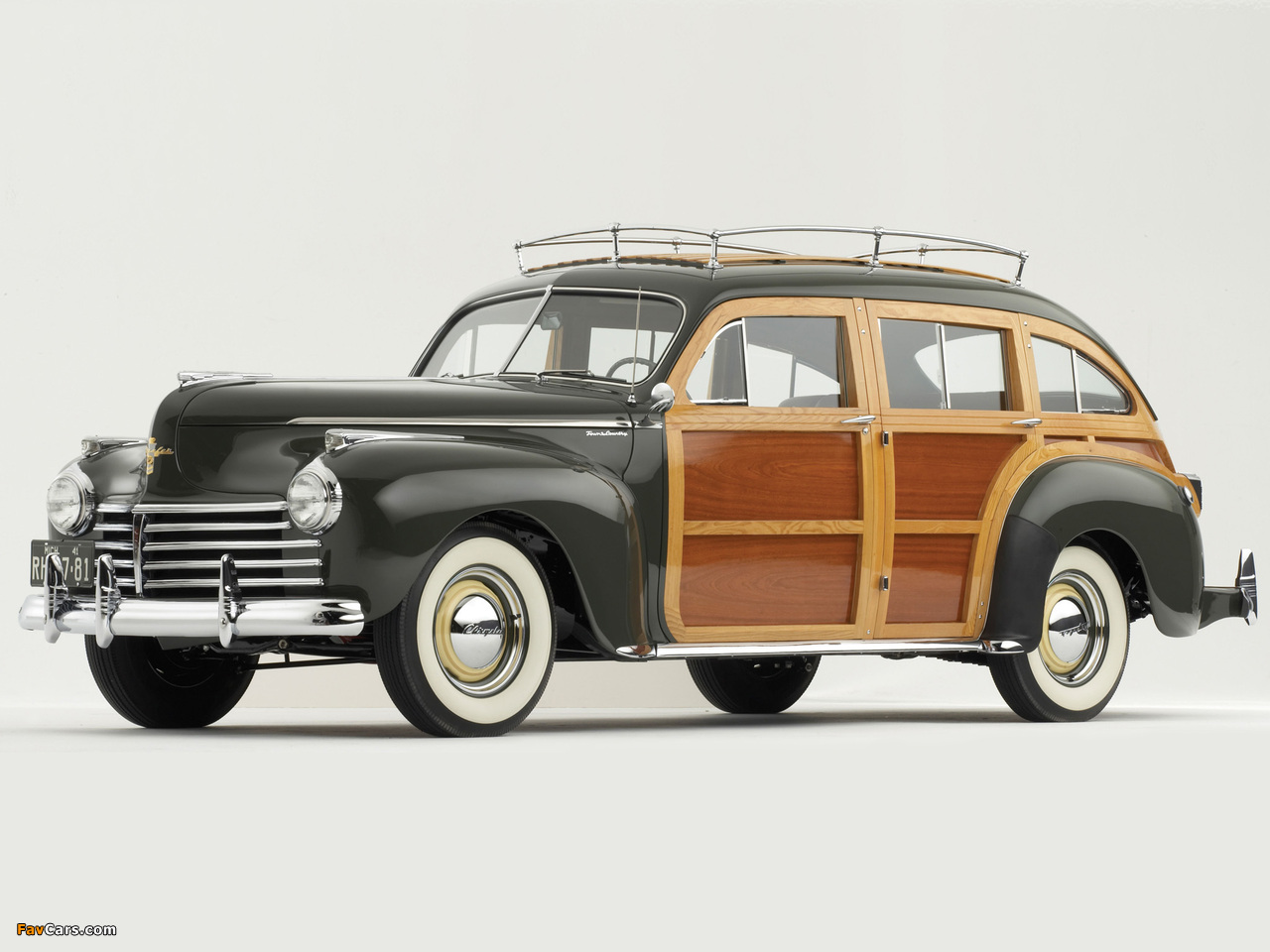Pictures of Chrysler Town & Country 1941 (1280 x 960)