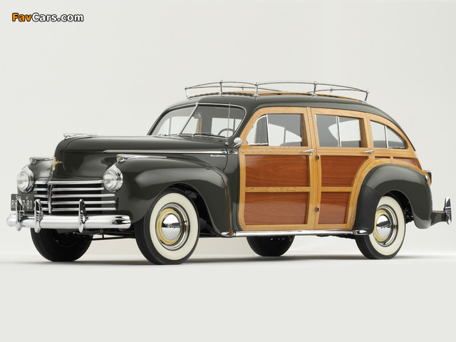 Pictures of Chrysler Town & Country 1941 (640 x 480)