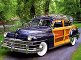 Pictures of Chrysler Town & Country 1948