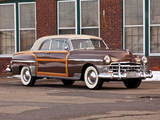 Pictures of Chrysler Town & Country Newport Coupe 1950