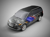 Pictures of Chrysler Town & Country EV Concept 2009