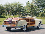 Chrysler Town & Country Convertible 1948 wallpapers