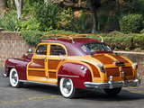 Chrysler Town & Country 1948 wallpapers