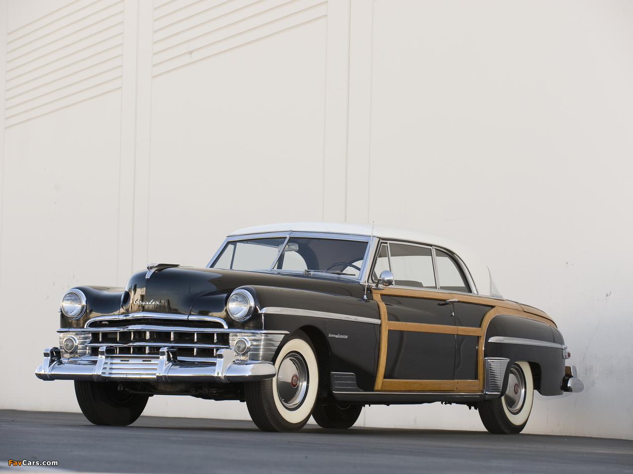 Chrysler Town & Country Newport Coupe 1950 wallpapers (1280 x 960)