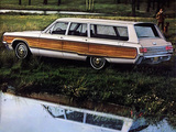 Chrysler Town & Country Station Wagon 1968 wallpapers