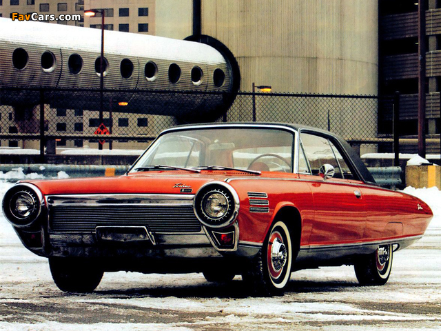 Chrysler Turbine Car 1963 pictures (640 x 480)