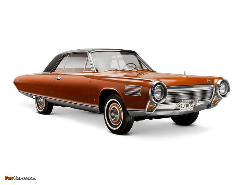 Chrysler Turbine Car 1963 wallpapers (800 x 600)
