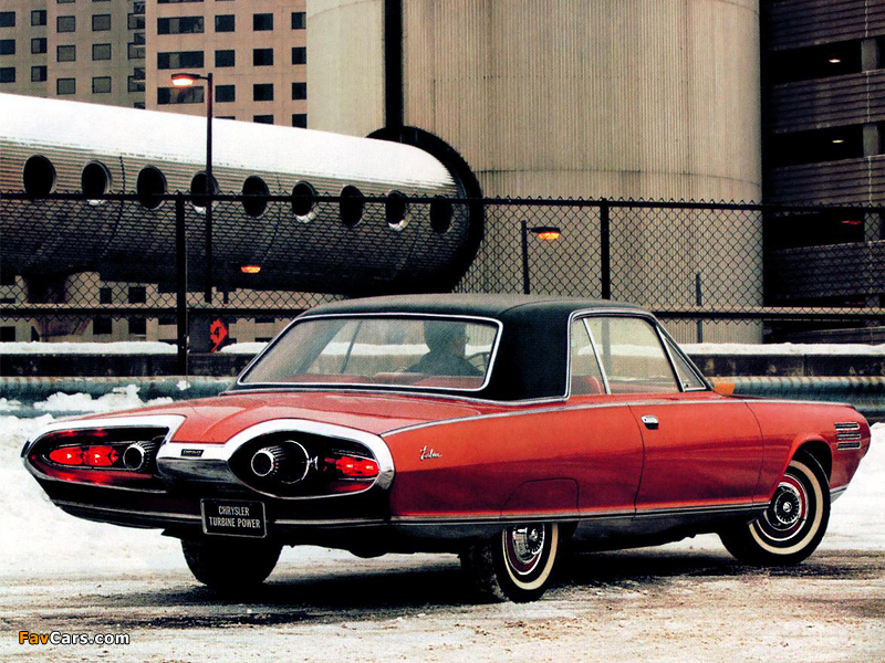Pictures of Chrysler Turbine Car 1963 (800 x 600)