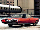 Pictures of Chrysler Turbine Car 1963