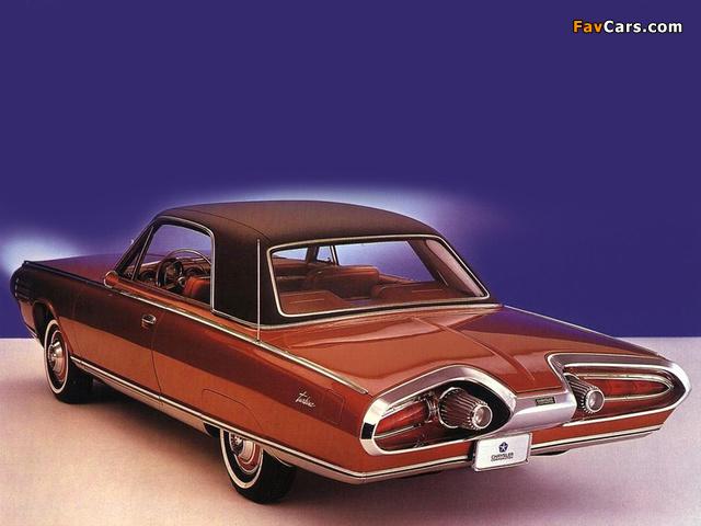 Chrysler Turbine Car 1963 wallpapers (640 x 480)
