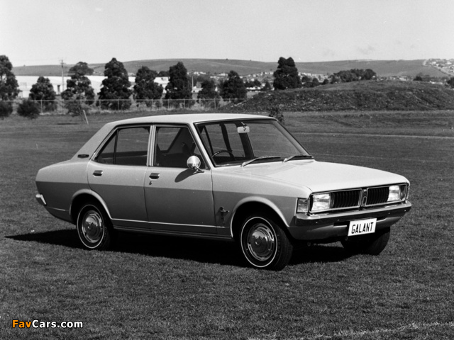 Pictures of Chrysler Valiant Galant 1973–76 (640 x 480)