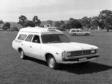 Chrysler Valiant Ranger Ambulance (VH) 1971–73 images